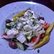 Grieche-Wedel-Taverna-Plaka-Griechischer Bauernsalat